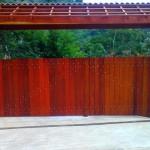 Colocação de portão e cercas em Petrópolis